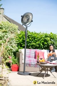 Electric Patio Heater